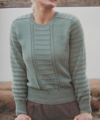Jacob's Ladder Sweater | by AgnesBerthelot