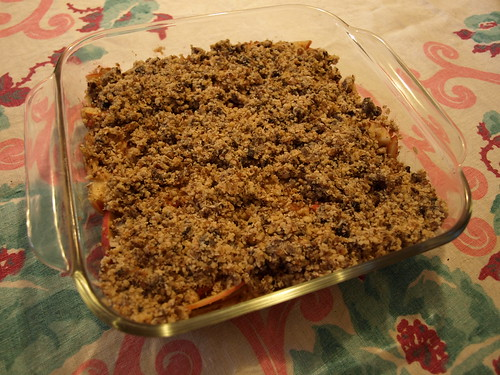 Raw Apple Crisp | by teeveeolantern