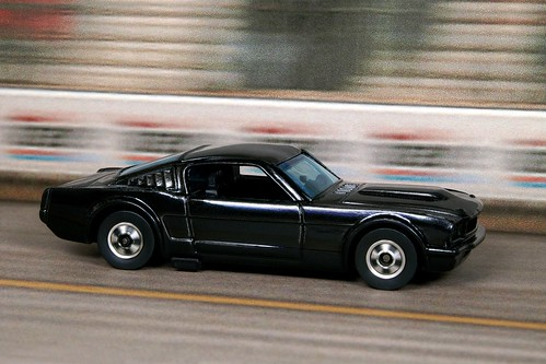 Hot Wheels 1965 Mustang Fastback | by HaarFager (Pro)