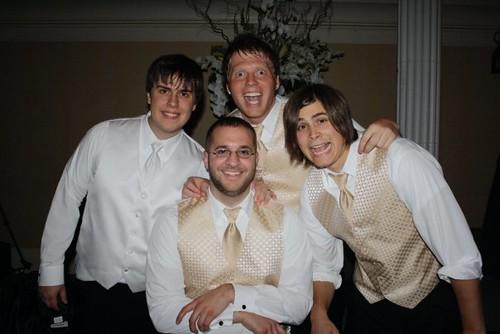 Matt rizzo wedding