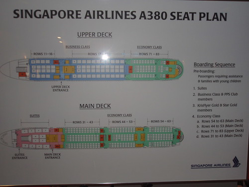A380 seat plan | we flew Singapore to Heathrow on the ...