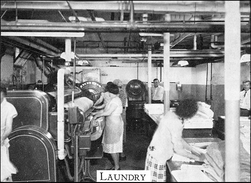 Laundry in the Elliot Community Hospital | by Keene and Cheshire County (NH) Historical Photos