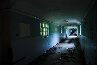 Severalls - Blue Corridor | by artwork_rebel