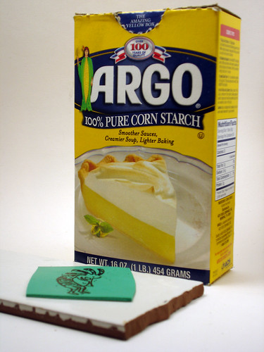 Using Corn Starch to Prevent Air Bubbles | by CraftyGoat