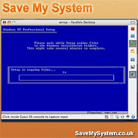 Windows XP Install | by save my system
