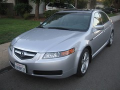 for sale silver 2005 acura tl 21 500 and it 39 s all yours flickr. Black Bedroom Furniture Sets. Home Design Ideas