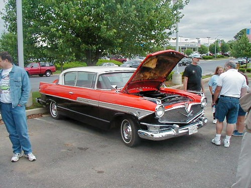 1957 Hudson Hornet Hollywood Dealer S Choice Winner At