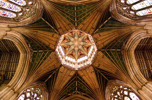 Ely Cathedral - Octagon | by Eddie Chui