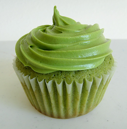 Green Tea Cupcakes | by jamieanne