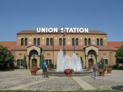 Ogden Union Station | by lazytom