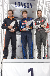 Nicholas Ivanoff, Kirby Chambliss and Hannes Arch on podium | by Destinys Agent