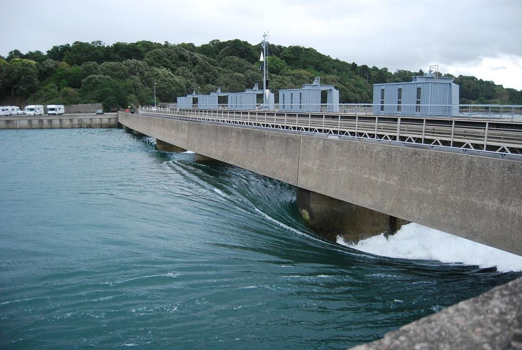 Image gallery la rance for Estuaire de la rance