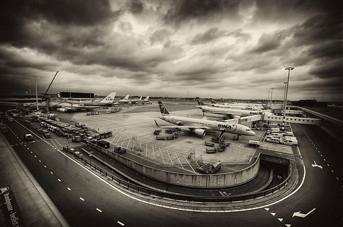 schiphol | by hendrikus photography
