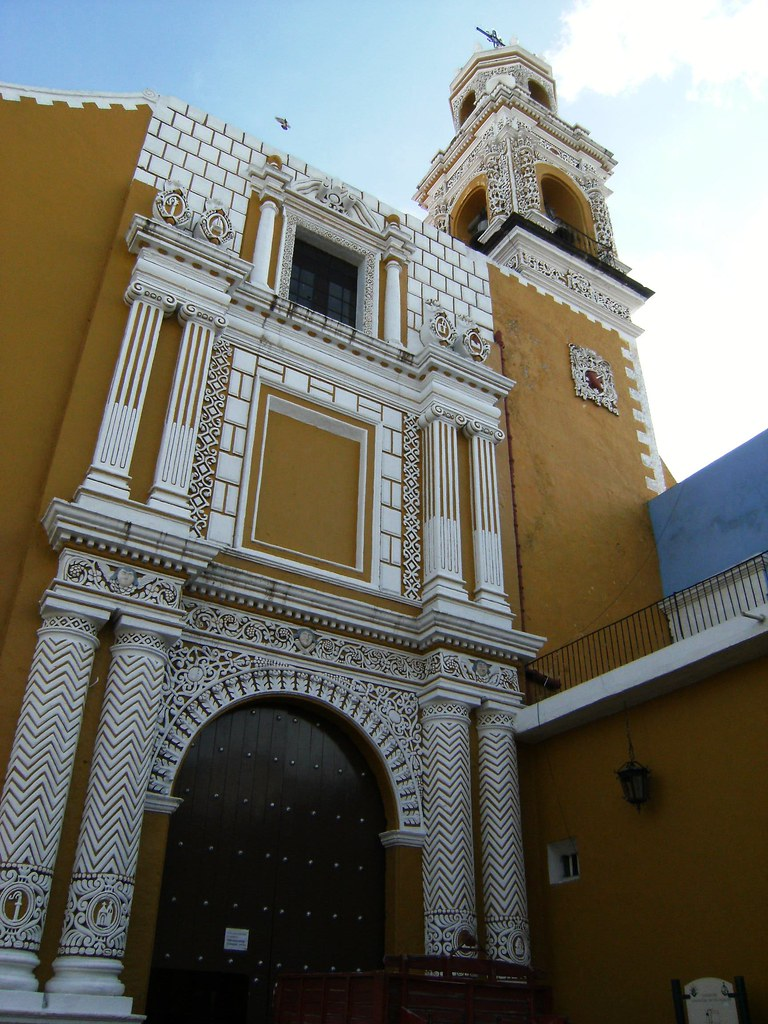 Ex Convento e Iglesia de San Agustín.