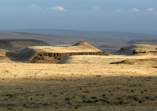 high desert country