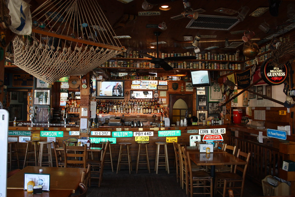 Sullivans Island Dunleavys Pub A Folksy Irish American Flickr