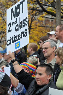 Join the Impact - Nationwide Protest of Proposition 8 (Boston)  08 | by Violentz