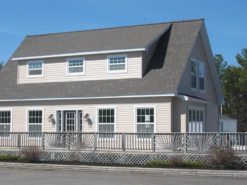 Cape Cod Modular Home Nantucket Style Cape Cod Home And