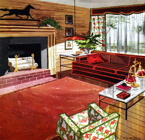 50's Home Decor 15 Chanel Smith Flickr
