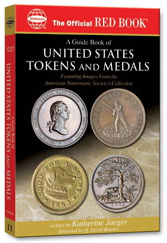 Guide Book of U.S. Tokens & Medals