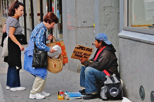 Helping the homeless | by Ed Yourdon