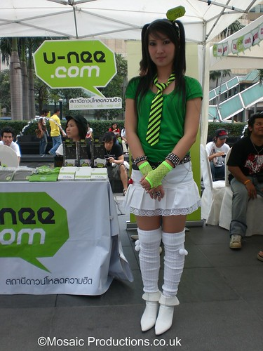 Cosplay Bangkok | by Ben Tourism