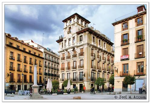 Madrid casa palacio de ricardo angustias view on white l flickr - Casa ricardo madrid ...