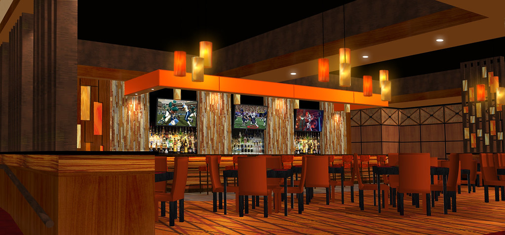 Superior ... Bar U0026 Lounge Design | 3D Lounge Rendering | Bar Decor Design | Interior  Casino Bar