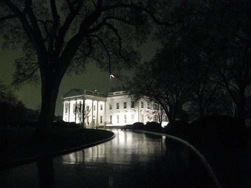 White House Inside The Gates | by Kyle Taylor, Dream It. Do It.