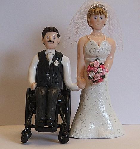 Wedding Cake Toppers - Groom in - 124.8KB