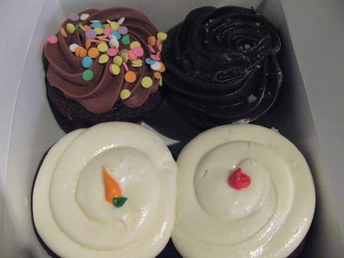 Noe Valley Bakery Birthday Cake