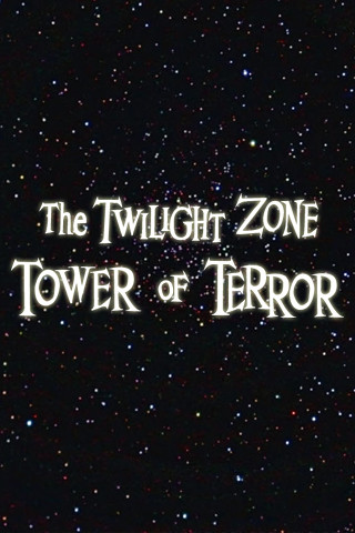 The Twilight Zone Tower Of Terror Iphone Wallpaper