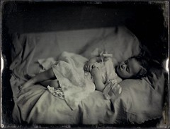 Post-mortem, unidentified young girl | by George Eastman Museum