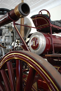 Fire Station No. 27 - LAFD's First Fire Engine | by Floyd B. Bariscale
