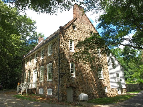 The Conference House On Staten Island: The Conference House (Billopp House), Staten Island NYC