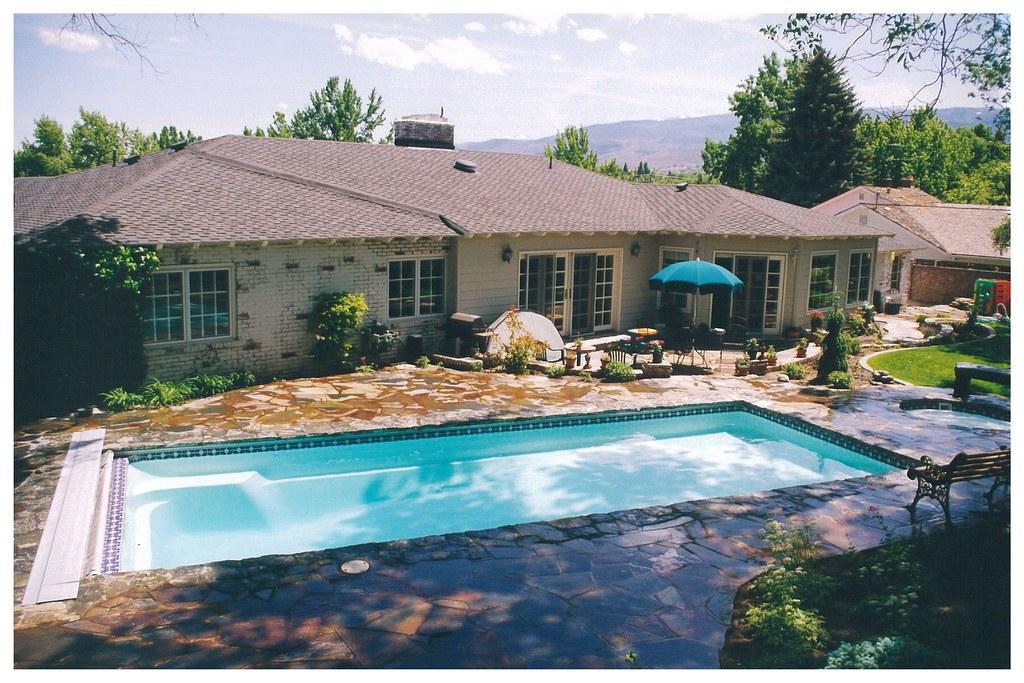 Viking pools st thomas model rectangle inground for Pool design el paso tx