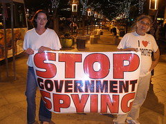 STOP GOVERNMENT SPYING | by Robotclaw666