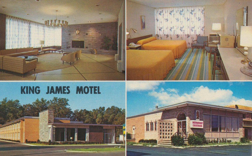 King James Motel - Rochester, New York