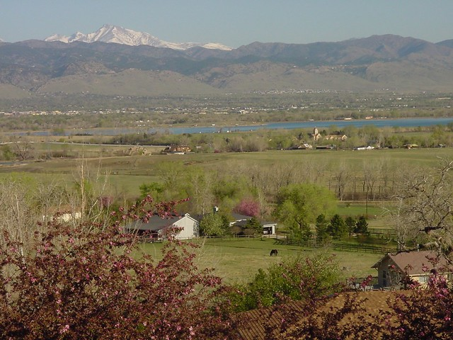 Boulder Valley view