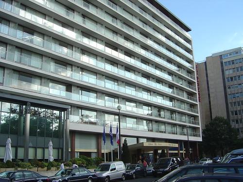Hotel Hilton Paris Orly Aeroport