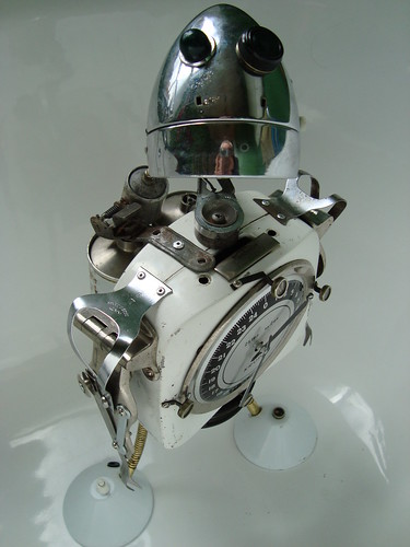 www.buggyrobot.com | by Martin Horspool The Robot Man