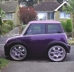"Mini Mini Cooper ""Penny Racer"" 