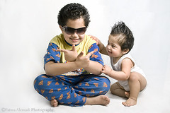We'r cool Brothers .. | by Fatma Alemadi