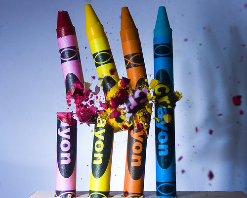 Last Crayon Standing | by alan_sailer
