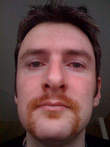 Movember: Day 28 | by Tony Ruscoe