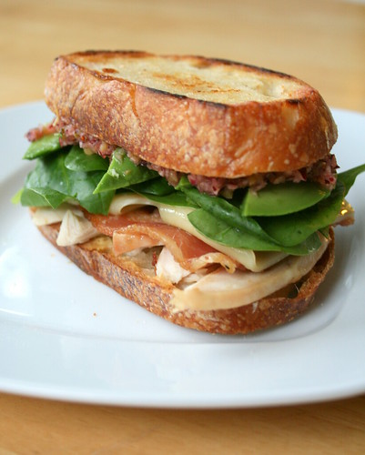 The Best Effing Turkey Sandwich Ever | by Nook & Pantry