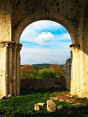 Door to Tuscany | by LucaDeravignone.com
