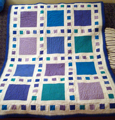Mom quilt finished | by KittyKittyCrafts (Karissajo)