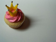 Princess Crown Cupcake | by clevercupcakes