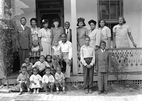 African American Family | Vintage African American ...